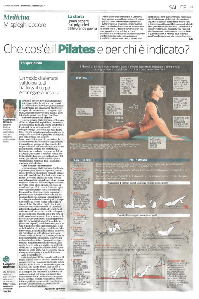 benefici pilates