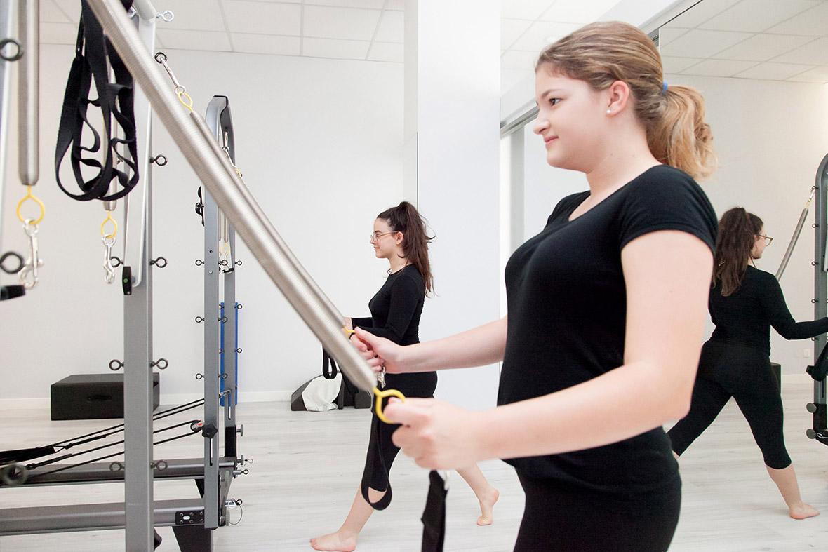 corso di pilates grande attrezzi udine
