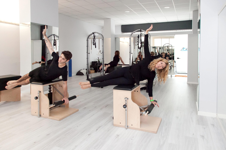 pilates macchinari udine wunda chair